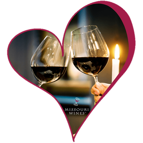 quality design a84e3 e489d Treat your sweetheart to a unique experience in Missouri wine country this  Valentine s Day. Several wineries in the state are planning events  featuring ...