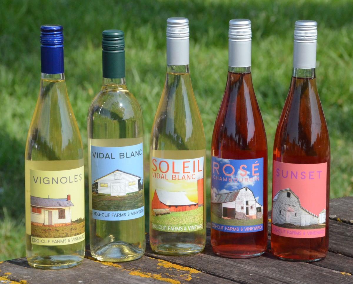 Edg-Clif Farms & Vineyards