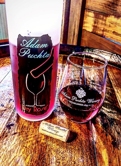 df754d170bd6 Discover Delicious Rosé Wines in Missouri Wine Country