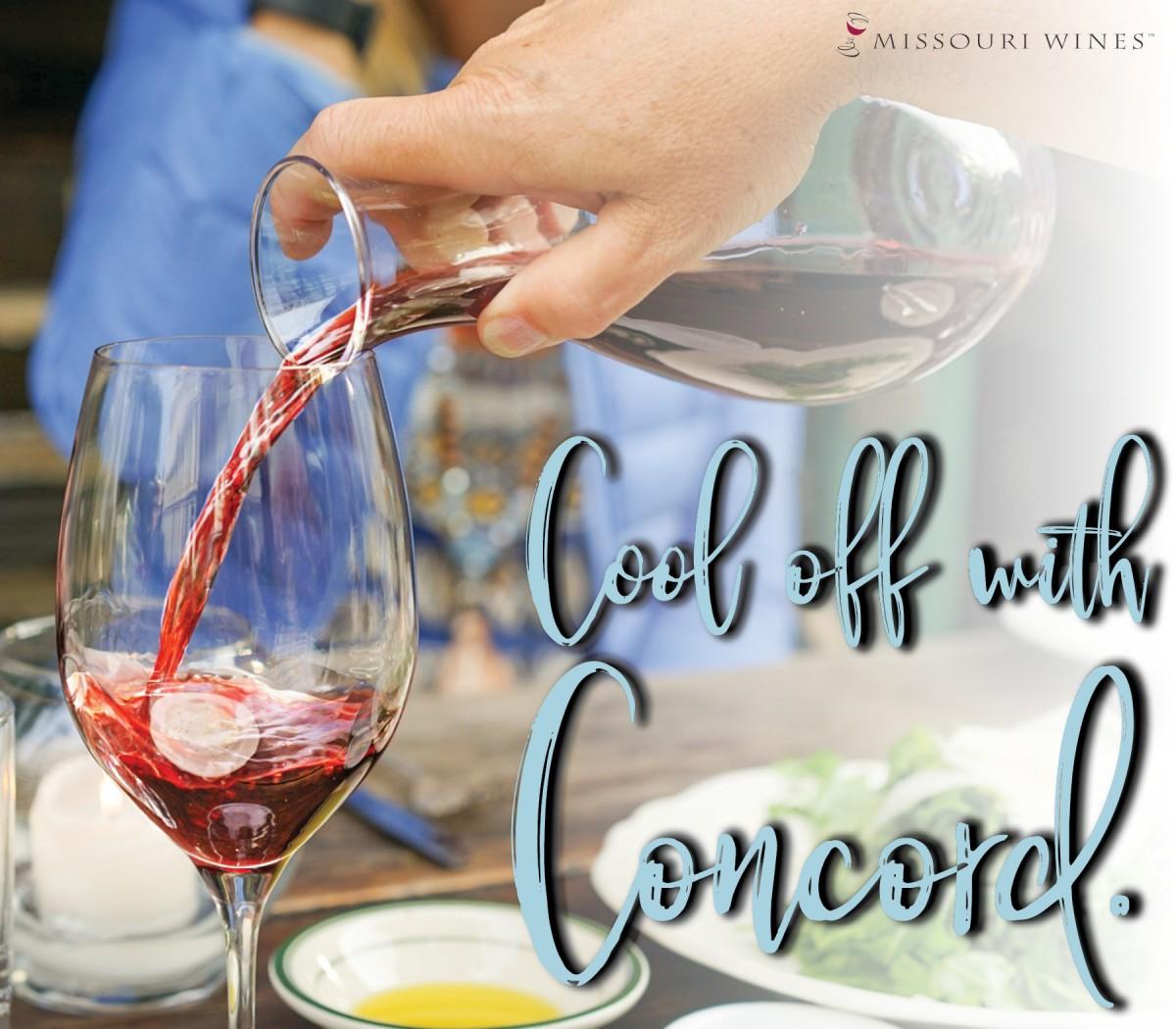 Concord Month in Missouri | MO Wine