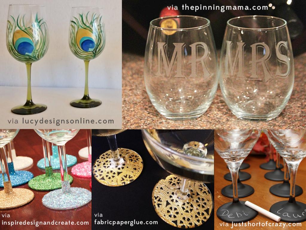 UPCYCLE Wine Glass Edition Ready Setu2026 UPCYCLE