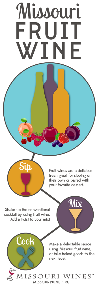 Fruit Wine Infographic