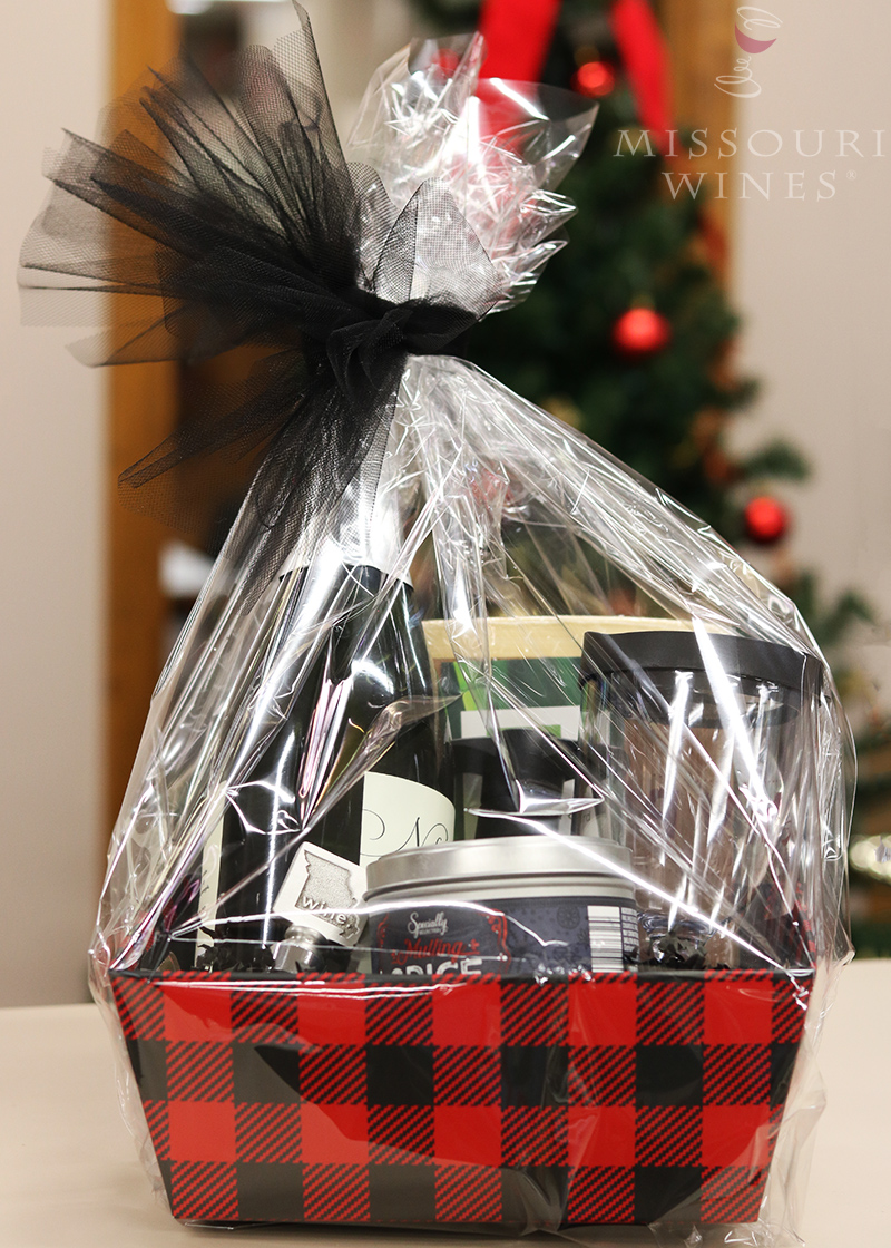 6 Tips For Building The Best Gift Baskets Wrap Basket So Contents Stay