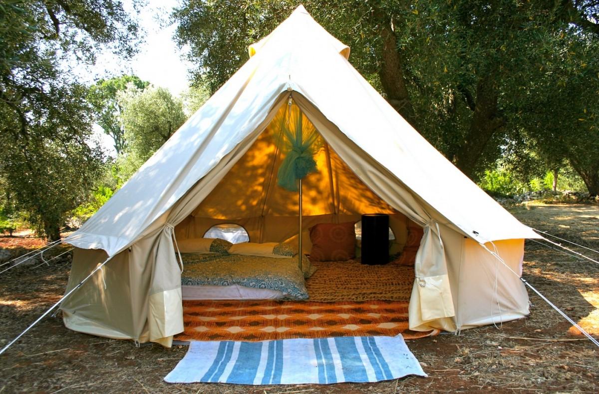 Glamorous Camping, AKA Glamping | MO Wine