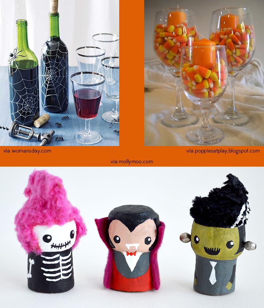 7 Spooktacular DIY Halloween Crafts   MO Wine