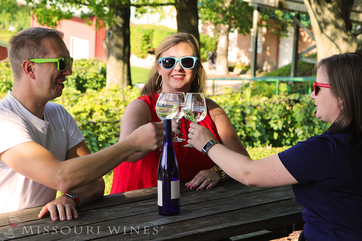 MO Wine Month Sunglasses Giveaway