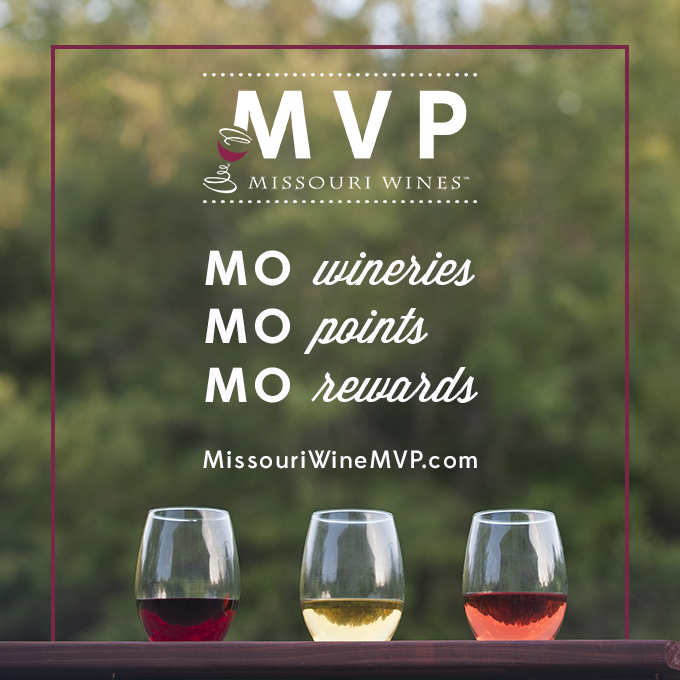 Become an MVP: Earn Rewards for Visiting Missouri Wineries | MO Wine