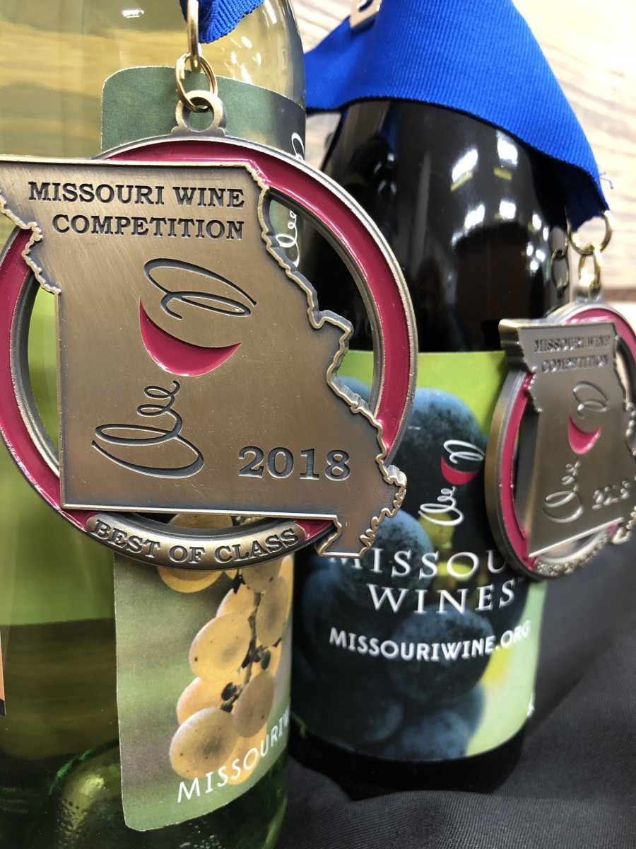 Who's Who at the 2019 Missouri Wine Competition | MO Wine