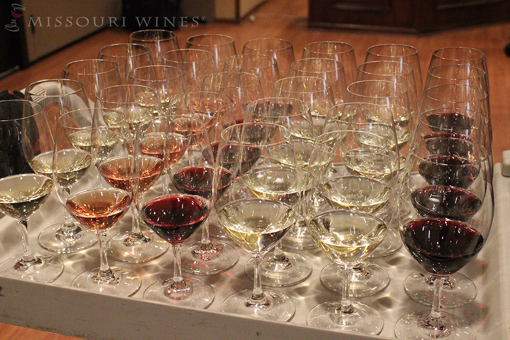 Missouri Wine Competition in the Making