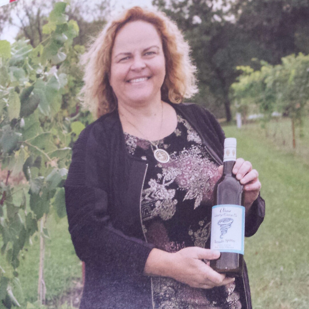 Janice Putnam of Odessa Country Winery