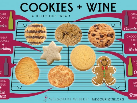 Cookies and Wine Pairings
