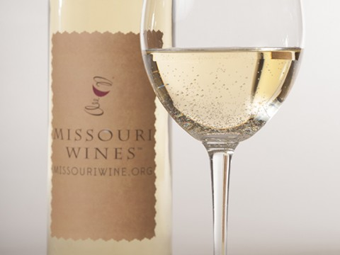 Missouri white wines stand out.