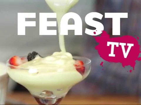 Embedded thumbnail for Feast TV May 2014