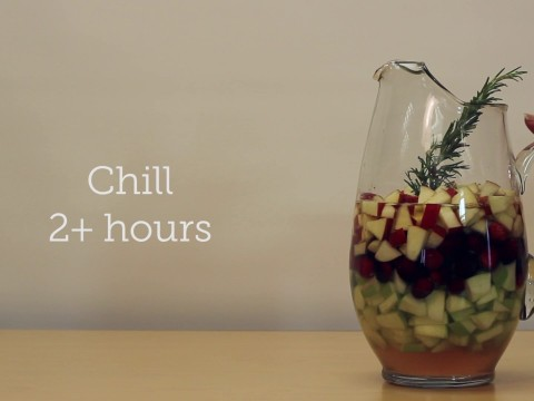 Embedded thumbnail for Winter White Sangria
