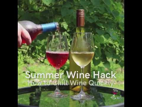 Embedded thumbnail for Summer Wine Hack: How to Chill Wine Quickly