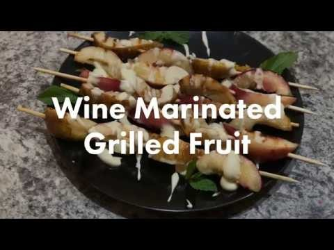 Embedded thumbnail for Vignoles Marinated Fruit Recipe
