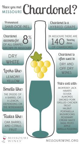 Chardonal Infographic