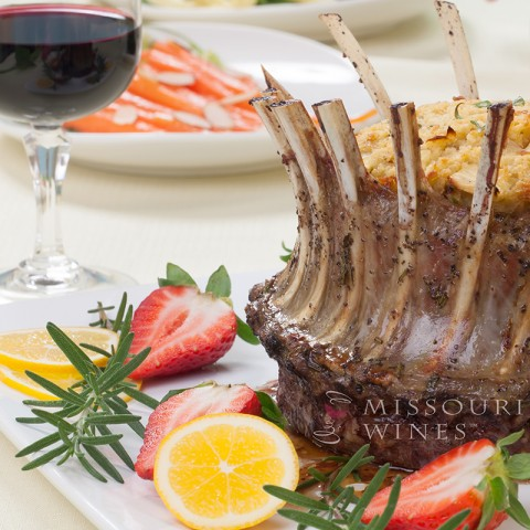 Pairing Easter favorites with Missouri wine is easy!