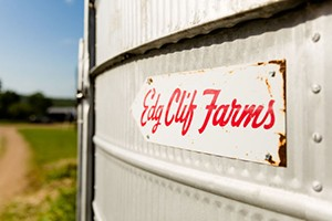 Discover delicious wines and the beautiful outdoors at Edg-Clif Vineyard Winery and Brewery