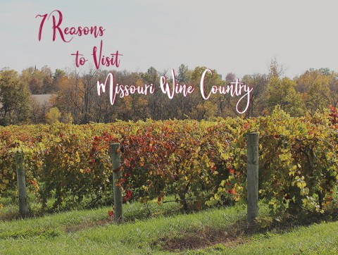 7 Reasons to Visit Missouri Wine Country