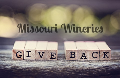Giving Back: Missouri Wineries Find Ways to Support Their Communities