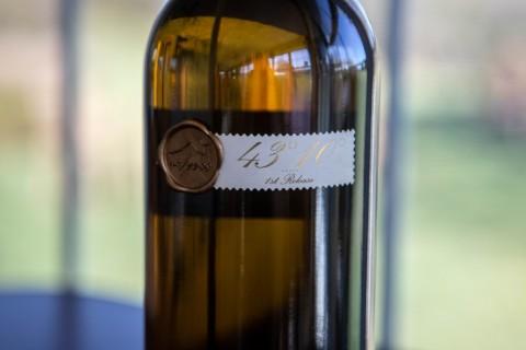 Balducci Vineyards' 4310 white wine