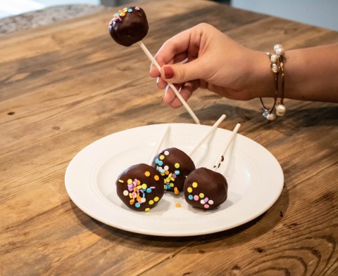 Sweet Tooth's Delight Cake Pop Recipe