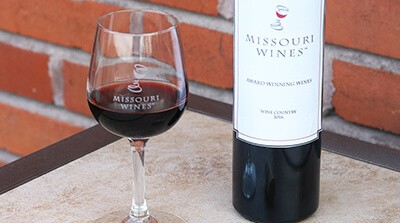 Missouri wineries with port-style wines