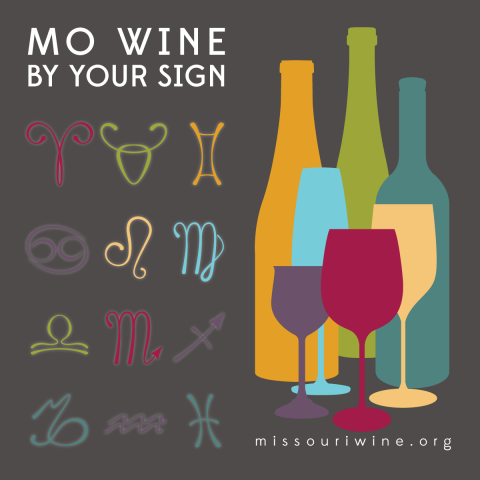 Wine by your sign