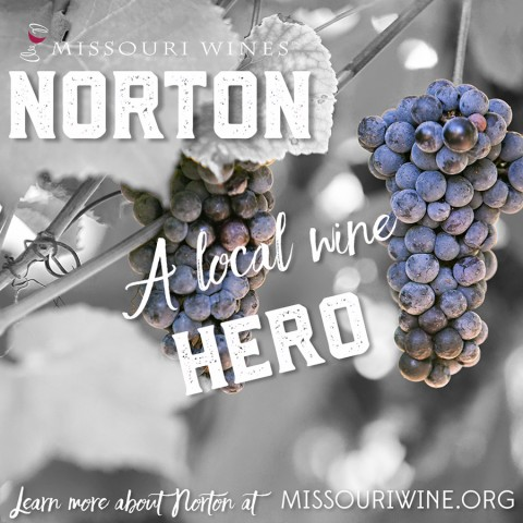 Celebrate Norton Month with Missouri wines!