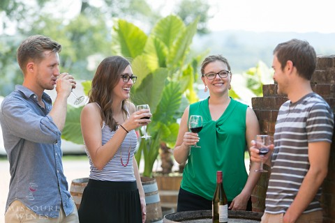 Visit Missouri wine country this spring!