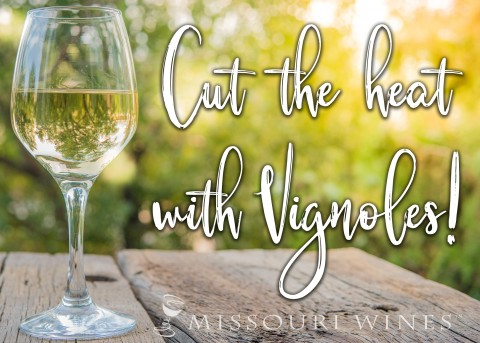 Cut the Heat with Vignoles