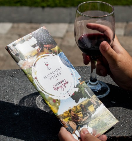 Missouri Winery Guide
