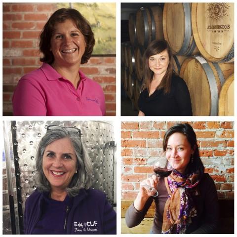 Women winemakers of the Missouri wine industry