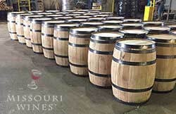 Missouri Made: Barrel Manufacturing