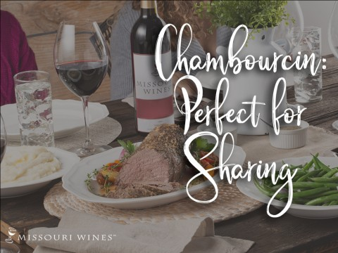 Chambourcin: Perfect for Sharing