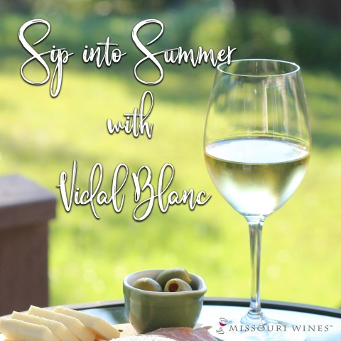 Sip into Summer with Vidal Blanc