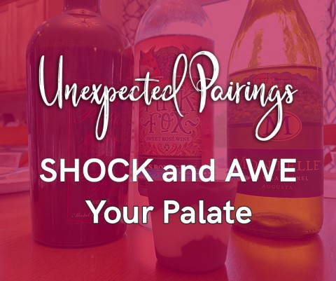 Unexpected Missouri Wine and Food Pairings