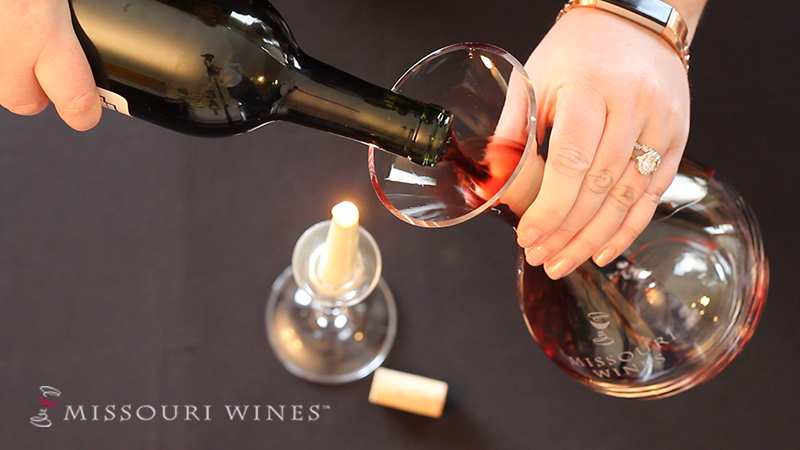 Decanting Wine A Step By Step Video Guide Mo Wine